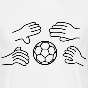 Handball hands T-Shirts - Men's T-Shirt