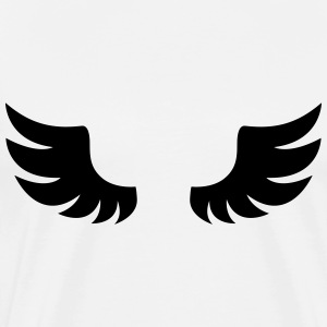 wings T-Shirts - Men's Premium T-Shirt