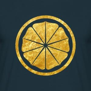 Seishinkai Karate Kamon in gold