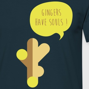 Gingers have Souls! T-Shirts - Männer T-Shirt