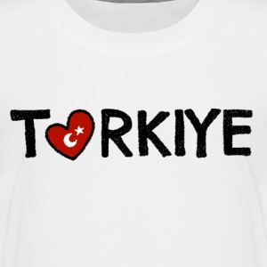 T❤RKIYE T-Shirts - Teenager Premium T-Shirt