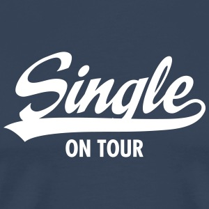 Single On Tour T-shirts - Premium-T-shirt herr