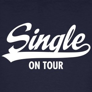 Single On Tour Magliette - T-shirt ecologica da uomo