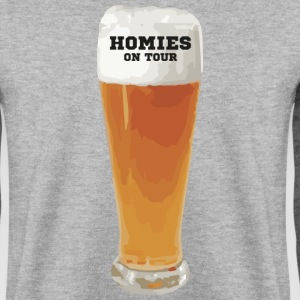 Homies on Tour Pullover & Hoodies - Männer Pullover