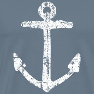 Anker Vintage (Weiß) Segel Design