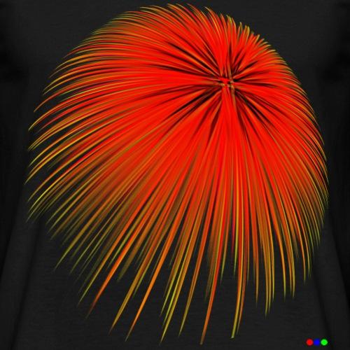 Feuerwerk Motiv
