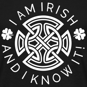 Irish Ornament 2 T-Shirts - Männer T-Shirt