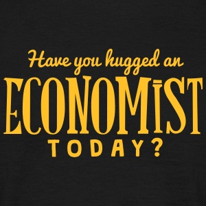 have you hugged an economist today t-shirt - Men's T-Shirt