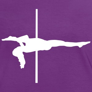 Pole Dance T-Shirts - Women's Ringer T-Shirt