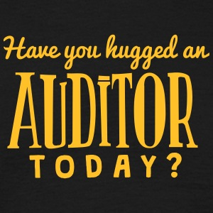 have you hugged an auditor today t-shirt - Men's T-Shirt
