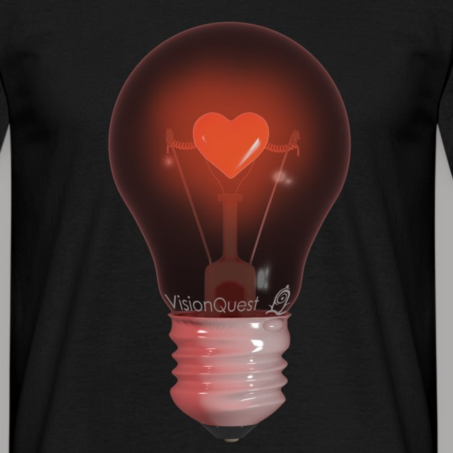 Valentine Light (zwart)