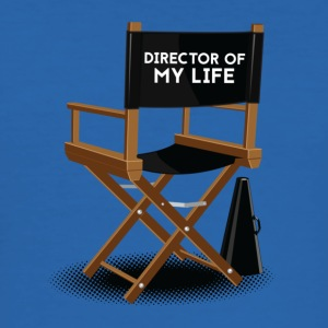 Director of my life Tee shirts - Tee shirt près du corps Homme