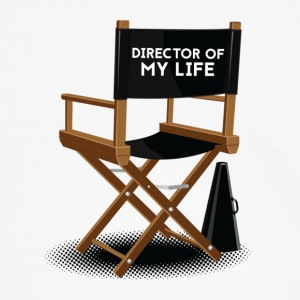 Director of my life T-Shirts - Men's Ringer Shirt