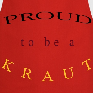 PROUD to be a KRAUT - Kochschürze
