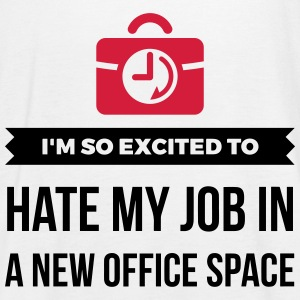 My great office. My crappy job! Tops - Women's Tank Top by Bella