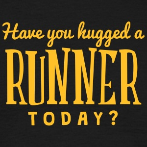 have you hugged a runner today t-shirt - Men's T-Shirt