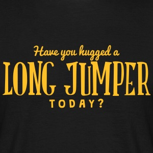 have you hugged a long jumper today t-shirt - T-shirt Homme
