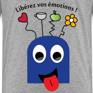 emotions - T-shirt Premium Ado