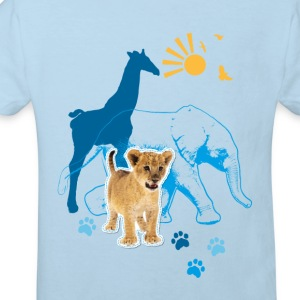 Animal Planet Animals Kid's T-Shirt - Kids' Organic T-shirt