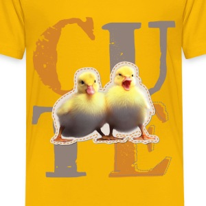 Animal Planet Chick Kid's T-Shirt - Kids' Premium T-Shirt