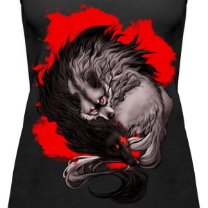 .: Heaven & Hell :. - Frauen Premium Tank Top