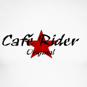 Cafe Rider Original Étoile Manches longues - T-shirt baseball manches longues Homme