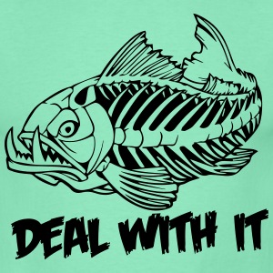 deal with it T-Shirts - Men's T-Shirt