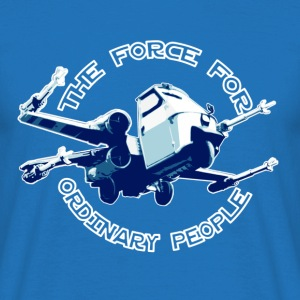 X-wing fighter ordinary T-shirts - T-shirt herr