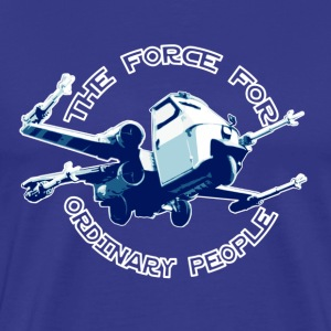 X-wing fighter ordinary T-Shirts - Men's Premium T-Shirt