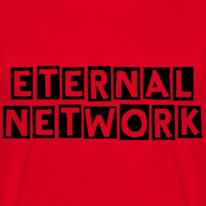 Eternal Network - Men's T-Shirt