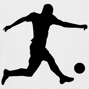 Fußball - Soccer T-Shirts - Men's Baseball T-Shirt