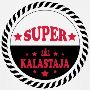 Super kalastaja T-Shirts - Men's T-Shirt
