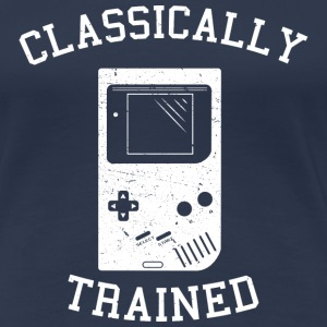 Classically Trained - GB - Women's Premium T-Shirt