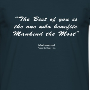 The Best of You.. - Men's T-Shirt
