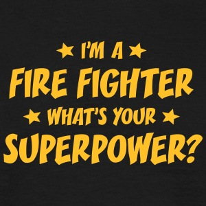 im a finn whats your superpower t-shirt - T-shirt Homme