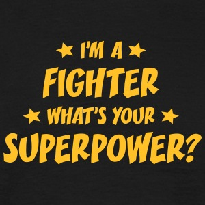 im a figure skater whats your superpower t-shirt - T-shirt Homme