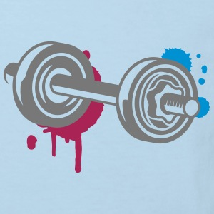 Trainingshantel Graffiti T-Shirts - Kinder Bio-T-Shirt