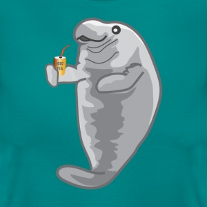 Iced Manatee - Women's T-Shirt