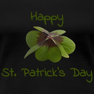 st_patricks_day T-Shirts - Frauen Premium T-Shirt