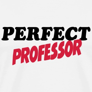 Perfect professor T-skjorter - Premium T-skjorte for menn