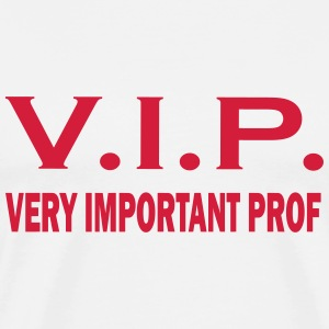 Very important prof T-shirts - Mannen Premium T-shirt