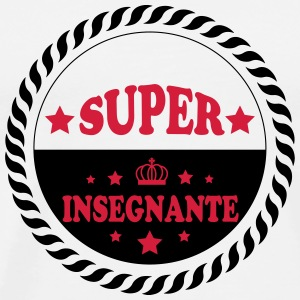 Super insegnante Tee shirts - T-shirt Premium Homme