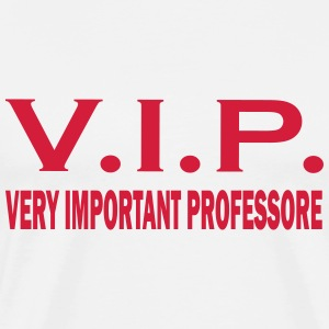 Very important professore T-skjorter - Premium T-skjorte for menn