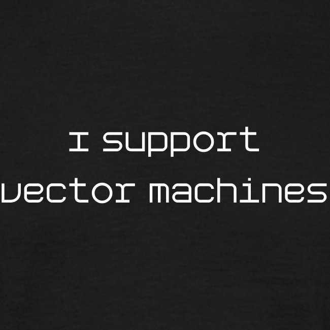 "Men's ""Support vector machines"""