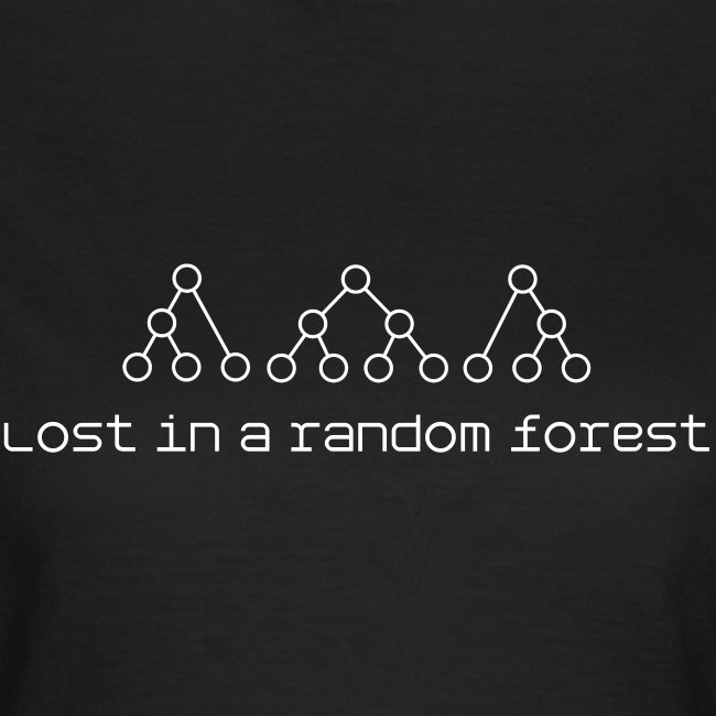 "Women's ""Lost in a random forest"""
