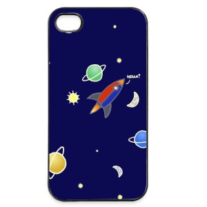 Hello? Phone & Tablet Cases - iPhone 4/4s Hard Case