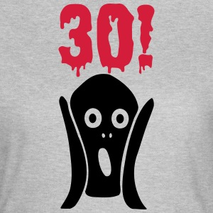 30th birthday horror T-Shirts - Women's T-Shirt