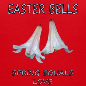 Easter bells T-Shirts - Women's V-Neck T-Shirt