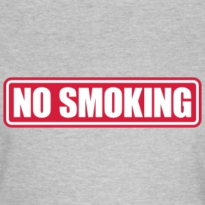 no smoking T-Shirts - Frauen T-Shirt