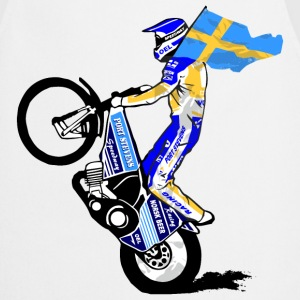 Speedway Driver - Sweden  Aprons - Cooking Apron